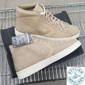 Converse Shoes - Converse Pro 76 Mid in Khaki New with Tags No Box